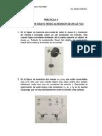 Práctica 9. Rotación de Un Objeto Rígido Al Rededor de Un Eje Fijo