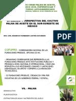 Situacion y Perspectivas Del Cultivo Palma de Aceite (Mauricio Lastra E.)