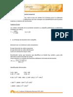aplicaciones derivada