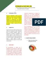 Determinacion del PH.docx