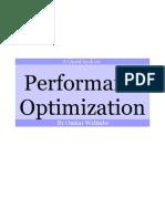 Performanceoptimizationew