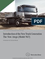 Mercedes Atego PDF Service Manual