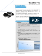 Battery Compartment Cooling Peltier Tec 200 Data Sheet