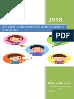 Planificacion de Un Año de Psicologia