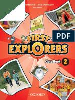 First Explorers 2 Class Book Y OTRO LIBRO.pdf