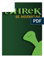 Shrek El Musical Guion