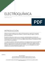 Electroquímica. Cap 16