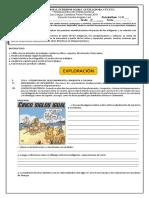 Guia de Literatura Descubrimiento y Conquista 2018