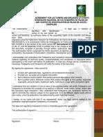 Cesión Derechos Patrimoniales Conf. Internacional Eng