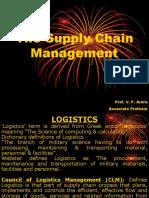 Presentation 1 (VPA) Supply Chain Management