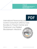 International Nosocomial Infection Control Consortium (INICC)