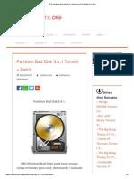 [ET] Partition Bad Disk 3.4.1 [Download TORRENTv3.4