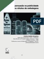 Ética e Persuasão Na Publicidade - ARTIGO