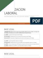 Abog. Oscar Echaiz 2 -Fiscalizacion Laboral - Sunafil