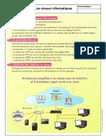 Connaissance Reseau Informatique