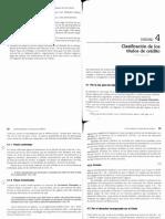 Clasificación y Circulación de Los Titulos de credito