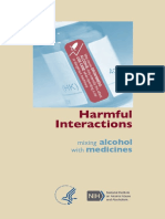Harmful Interactions