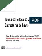 3-3 Teoria de Enlace Valencia_lewis