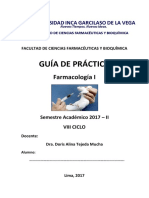 8 Ciclo Farmacología I