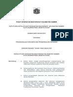 SK Tentang Pengendalian Dokumen Dan Pengendalian Rekaman