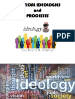 Political Ideologies and Processes Revised 2018