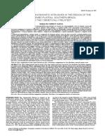 Gastal 1999 RBG (Intrusões Taquarembó) - Impresso