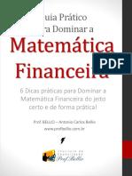 eBook-Matemática Financeira - Prof.bellio
