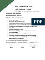 Entrega   Evaluación EIA