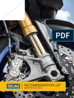 Ohlins DTC - SHOCK ABSORBERS