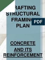 M4L1Drafting Structural Framing Plan