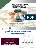 3.Prospectiva Territorial