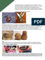Artesanias de Guatemala y Tipos de Linea