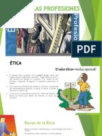 Ética de Las Profesiones