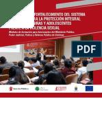 Diplomado en Fortalecimiento Del Sistema de Justicia Para La Protección Integral