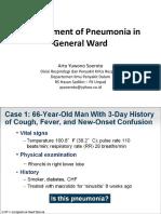 Arto (Pneumonia)