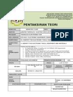 Pentaksiran Teori-Assignment (k1)