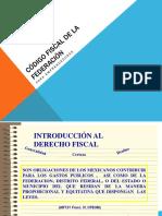 Código Fiscal de La Federación mexi