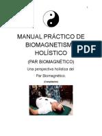 Manual Práctico de Biomagnetismo Holístico