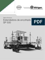 2. SP 500 PESO