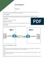 Lab 11 - Private Line Automatic Ringdown