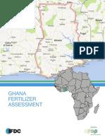 Ghana Fertilizer Assessment