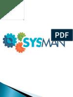 Manual SysMan Ver 900