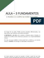Aula – 3 Fundamentos