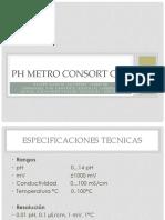 PH Metro Consort C830