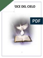 Messaggio Di Luz de Maria Italiano 2011-2012