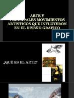 Sesion Nº 2 Movimientos Artisticos 2014