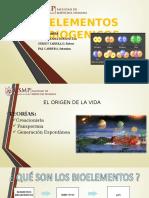 Seminario Qumica Elementos Biogenicos