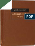 El Procesamiento Penal de Manuel Rivera Silva
