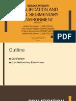 Geologi Batubara (Coalification & LP Batubara)