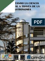 Conectando La Ciencia Nacional a Través de La Astronomía_2017